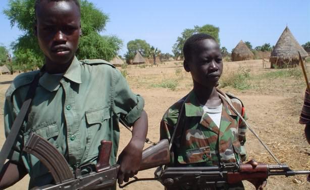 Se liberará a 3,000 niños soldados en Sudán del Sur
