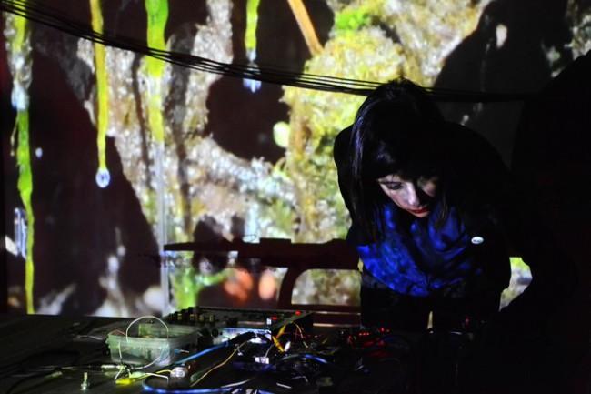 Este sábado 24 encuentro de sonido, visuales e improvisación en Concepción