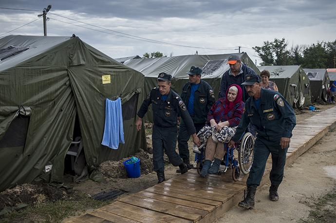Rusia ha recibido a más de 900.000 refugiados ucranianos