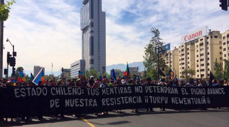 Comunero se querella contra el Estado por despojo mapuche al sur del río Bío Bío
