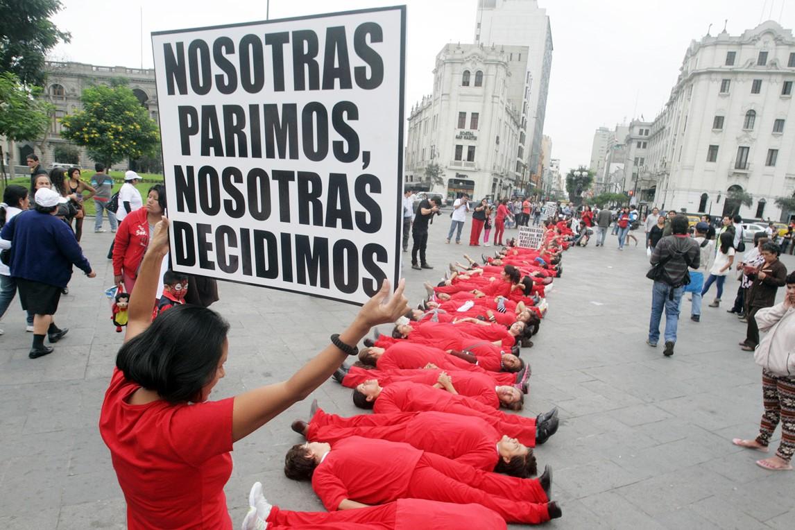 #Aborto3Causales: Proyecto encarará nueva carrera de obstáculos en Sala del Senado