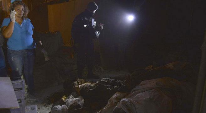 Hallan 61 cadáveres en un crematorio abandonado de Acapulco