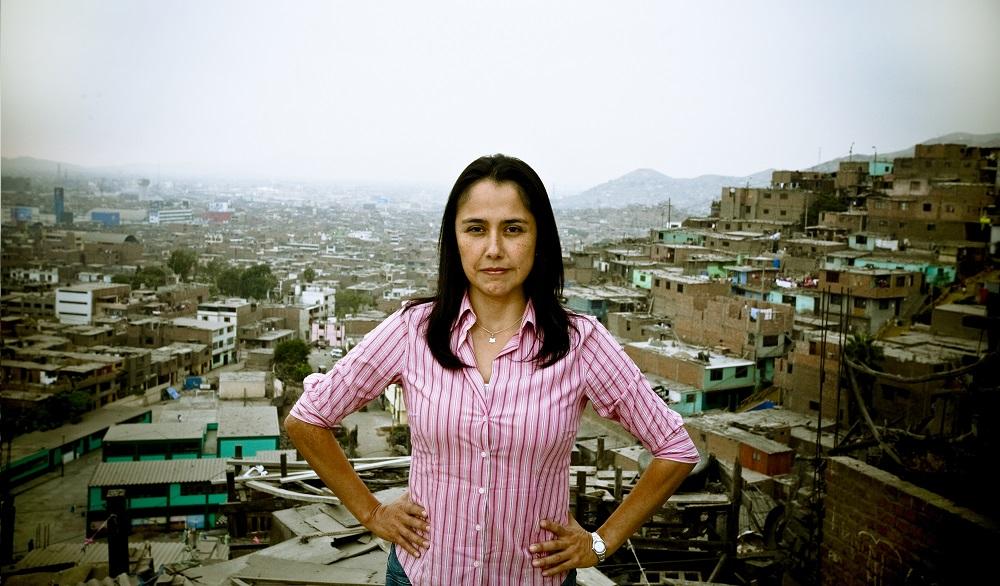Perú: la primera dama investigada por supuesto blanqueo de capitales