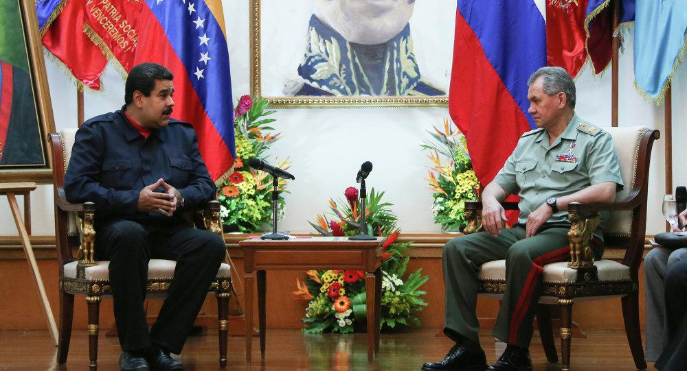 «Encuentro exitoso» entre Rusia y Venezuela para establecer cooperación técnico-militar