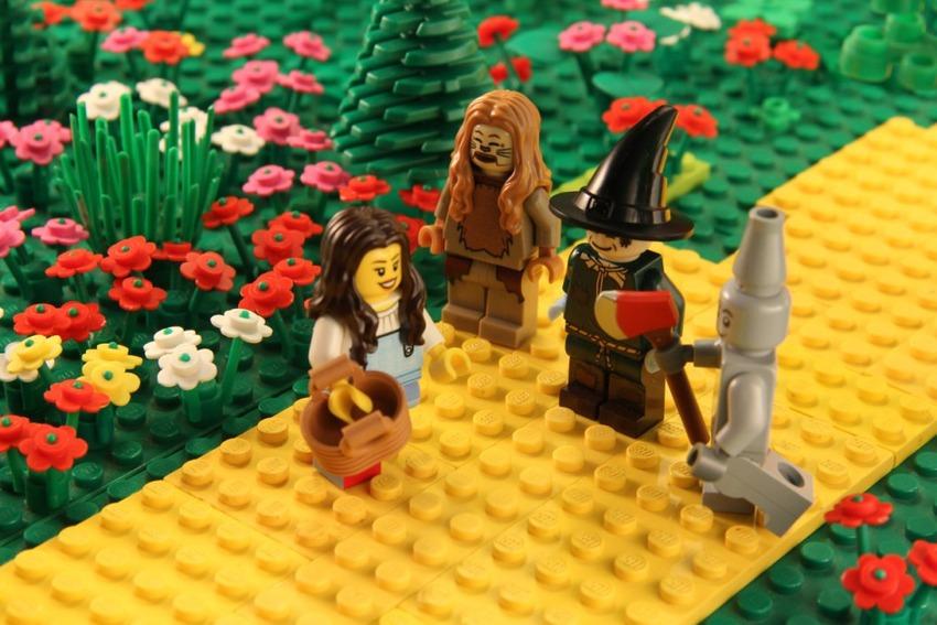 Un joven de 15 años reconstruye películas famosas con piezas de Lego [VIDEO]