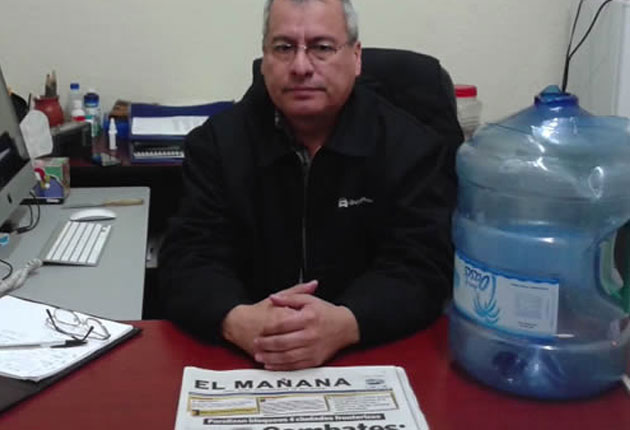 México: Director editorial de 'El Mañana', secuestrado, golpeado y amenazado