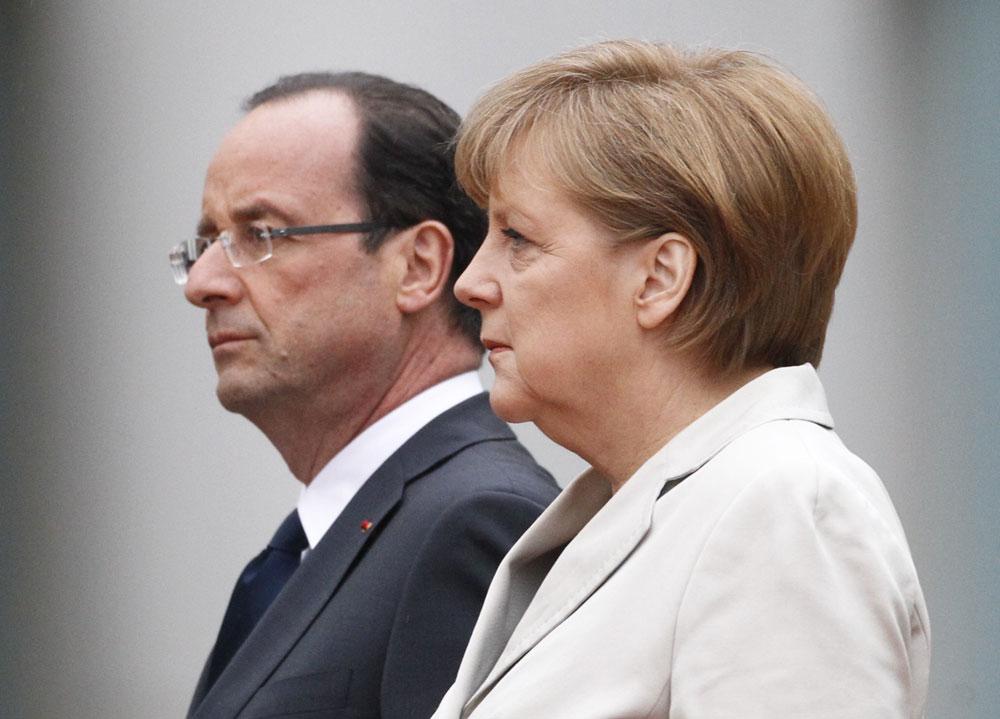 Líderes europeos se reunirán en Rusia para discutir la crisis ucraniana