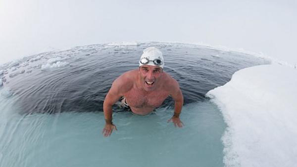 La aventura a nado más peligrosa del mundo será en la Antártica