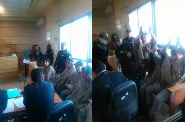 Ministerio Público investigará actuar de carabineros por niños mapuche violentados en Ercilla