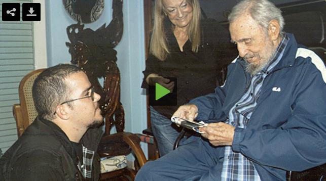 Dirigente universitario cubano revela a RT de qué habló con Fidel Castro