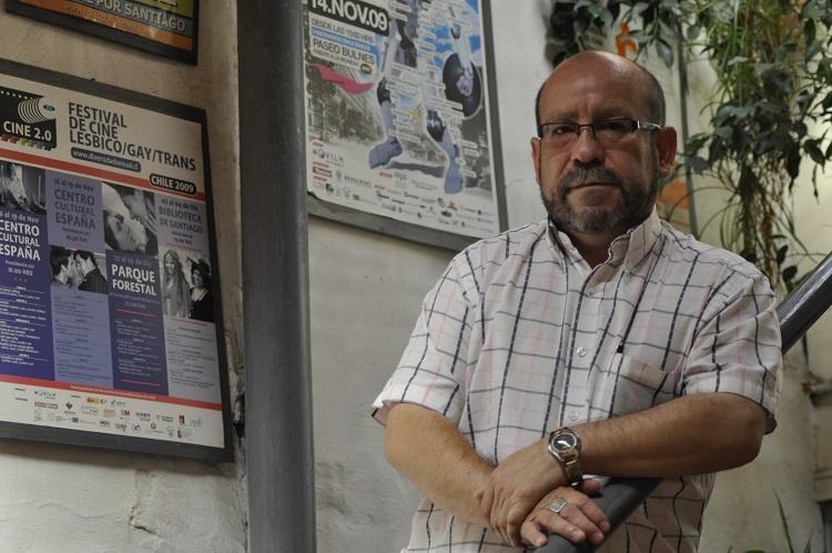 """Rolando Jiménez: """"La élite política se apropia de las luchas populares"""""""