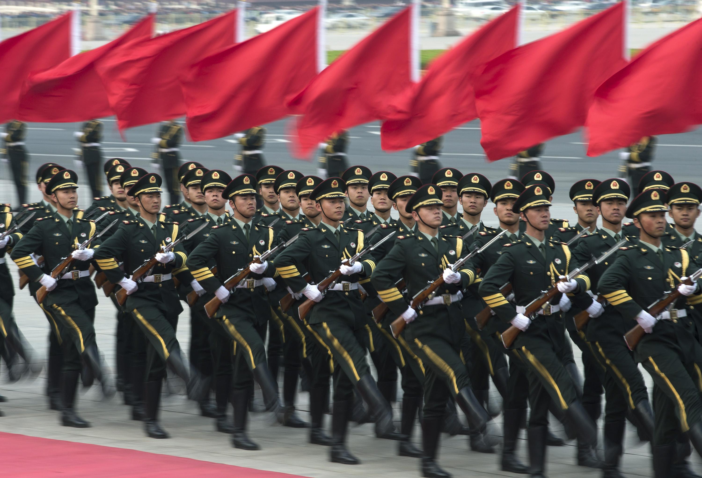 China prevé aumentar en un 10% el presupuesto para Defensa
