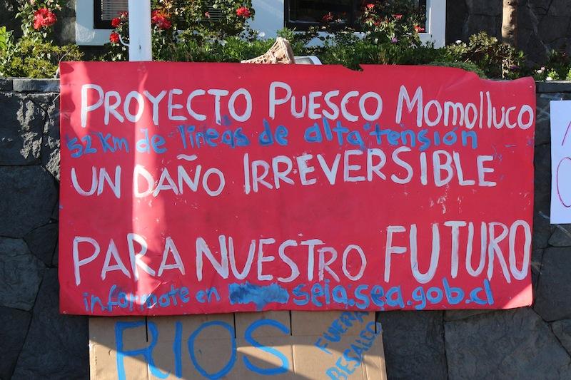 Proyecto hidroeléctrico amenaza futuro de Pucón y Curarrehue