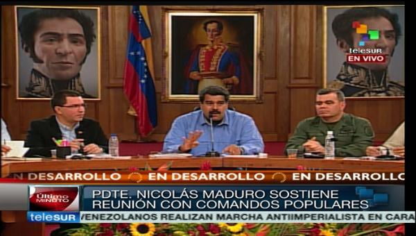 Maduro anuncia pago millonario de deudas internacionales