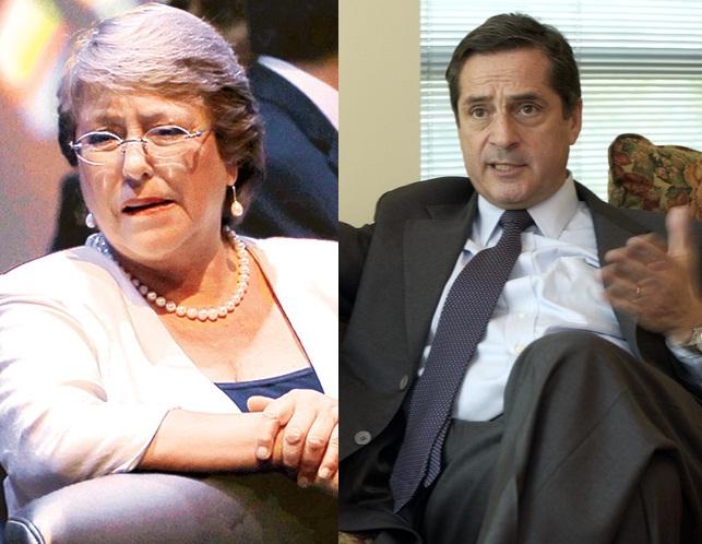 Caso SQM: El desconocido parentesco entre Bachelet y el ejecutivo que trató de frenar al Ministerio Público