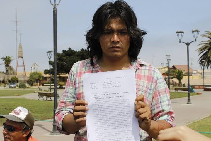 Cristian Flores, dirigente de Caimanes: «Se le puede doblar la mano al gigante»