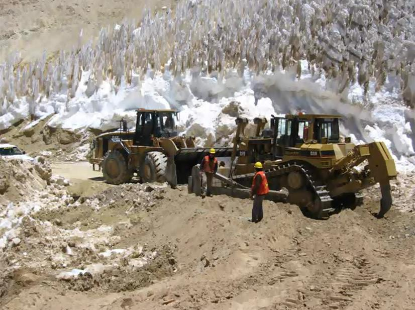 Tribunal Ambiental rechazó demanda contra Barrick Gold por afectación a glaciares