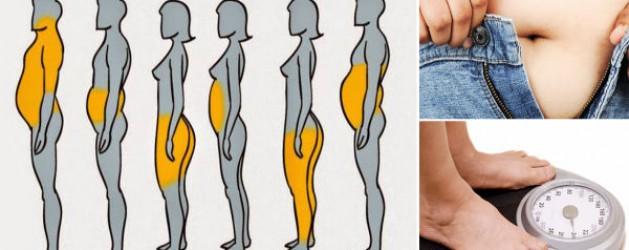 Diferentes tipos de sobrepeso ¿Te reconoces en alguno?