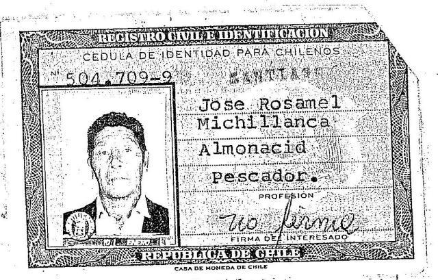 Los documentos que demuestran usurpación de tierras a la familia Michillanca durante dictadura
