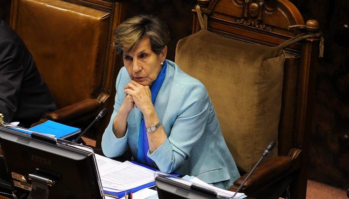 Isabel Allende terminó su período como la primera mujer presidenta del Senado