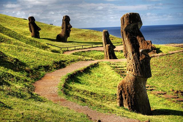 Pueblos originarios Maorí y Rapanui participarán en encuentro cultural de Valparaíso