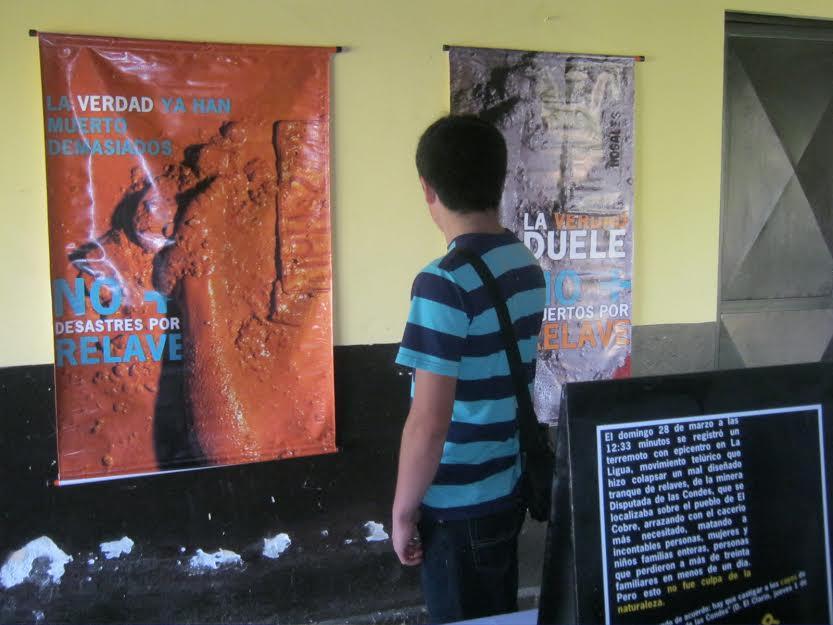 Comunidad de El Melón recuerda a los fallecidos por colapso de tranque de relaves