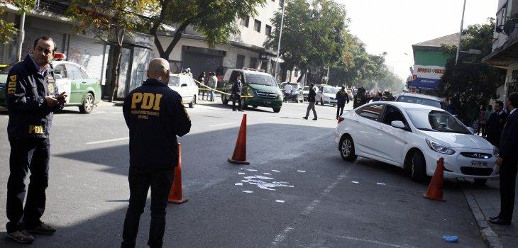 Ataque a las oficinas del SII asumido por el Movimiento Juvenil Lautaro