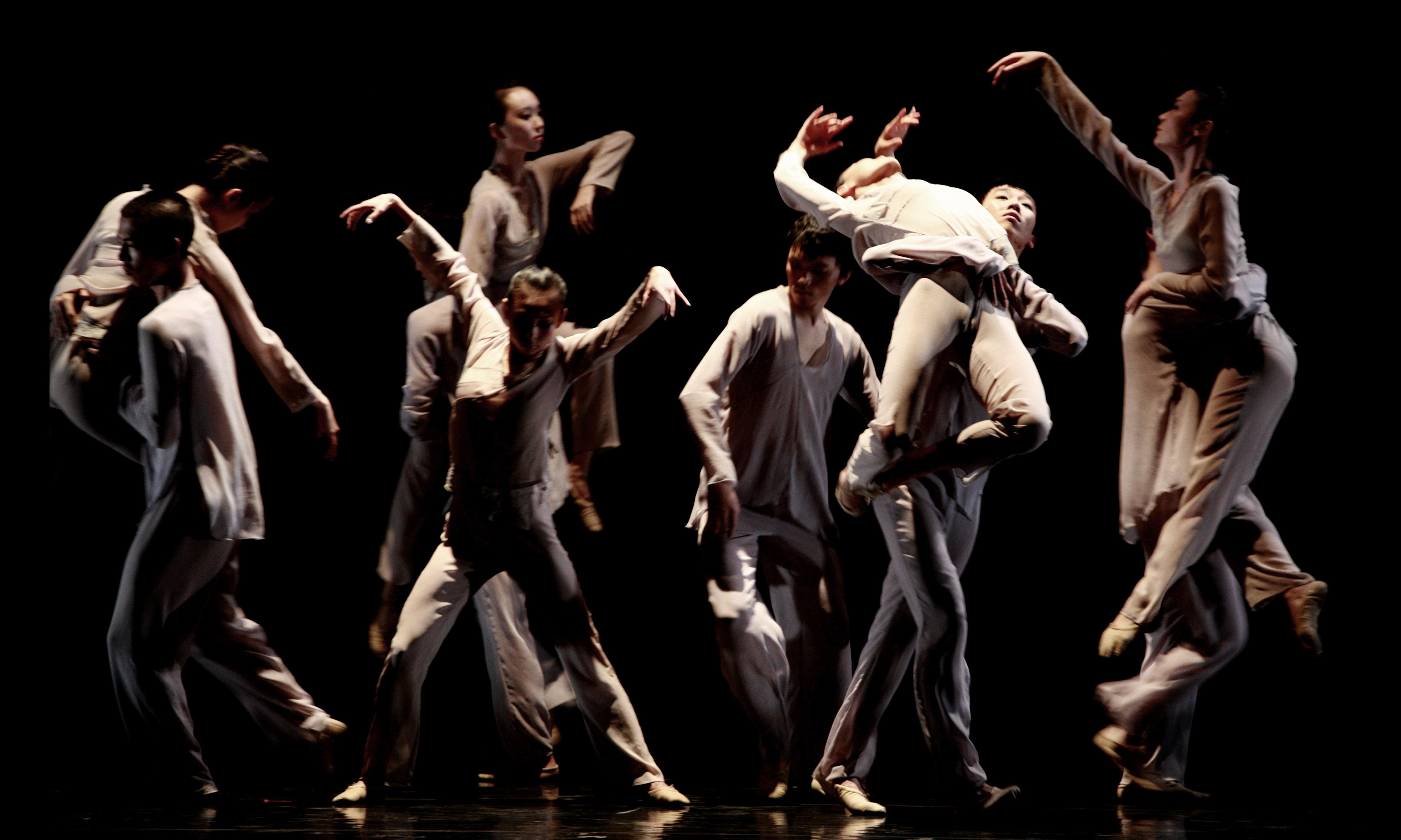 Beijing Dance Theater: Danza clásica y moderna