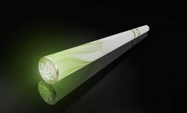¡La novedad del año! Llega el primer cigarrillo electrónico de marihuana.