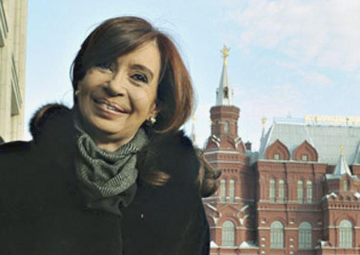 """""""EE.UU. está enojado con Argentina por la reunión de Kirchner y Snowden en Moscú"""""""