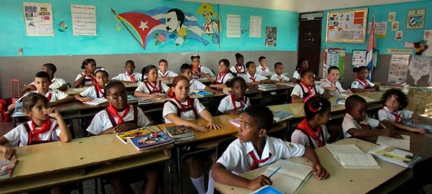 La Unesco aplaude la prioridad de Cuba por la educación de su pueblo