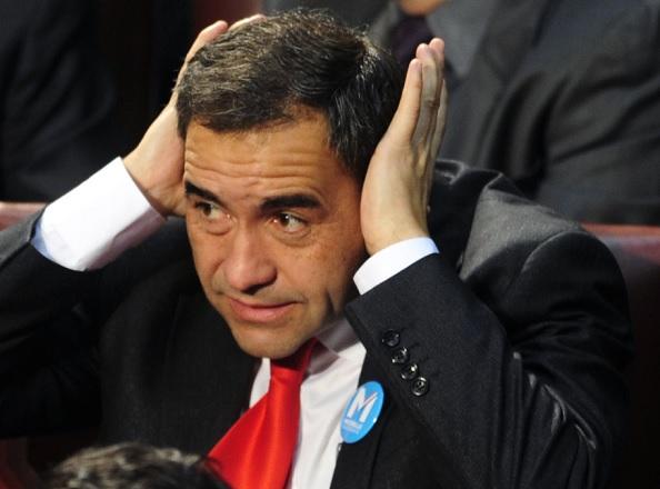 Fidel Espinoza (PS) pide a Michel Jorratt una aparición frente a los financiamientos irregulares