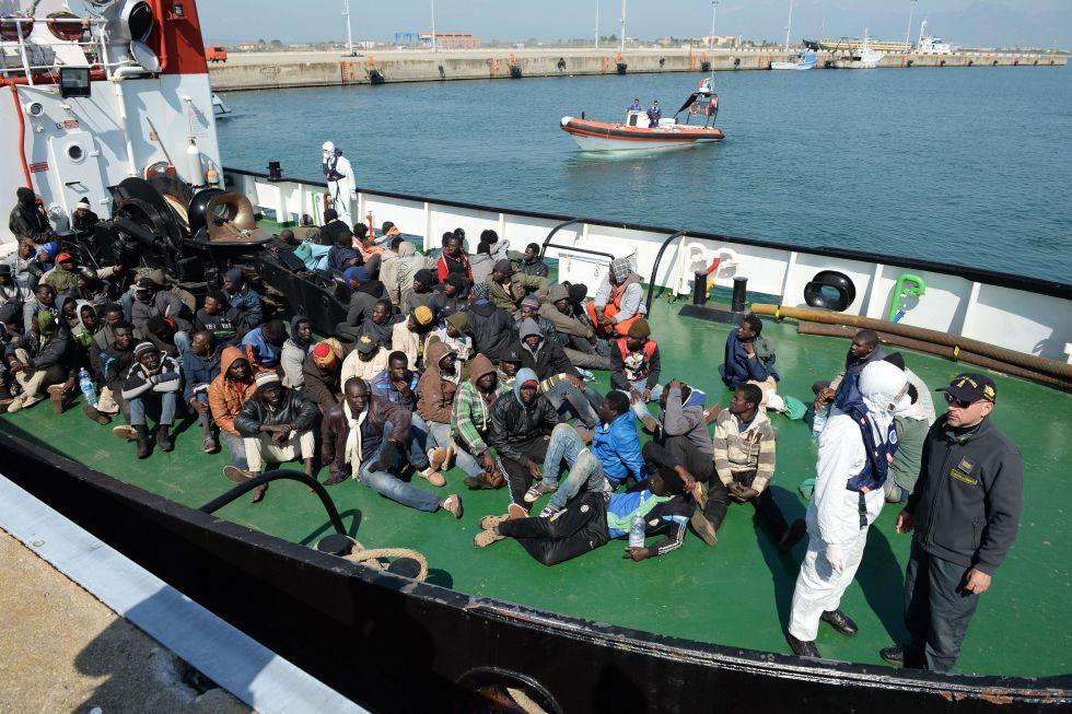 La inmigración ilegal desborda a Italia