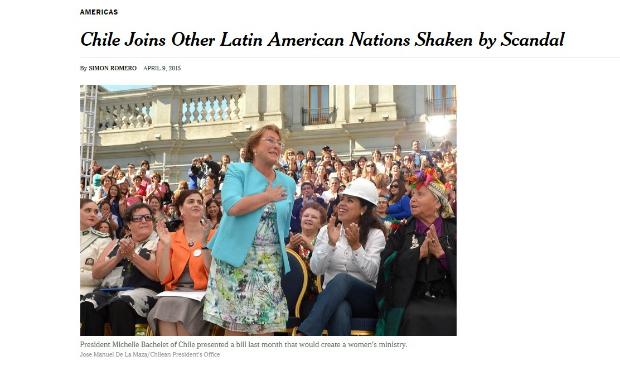 Respondiendo a The New York Times
