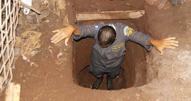 Descubierto un túnel de fuga en la cárcel departamental de Guatemala