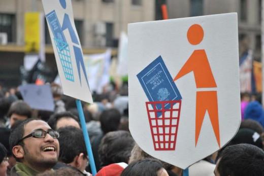 Primer paso de la AC: Reforma Constitucional para permitir la celebración de un plebiscito