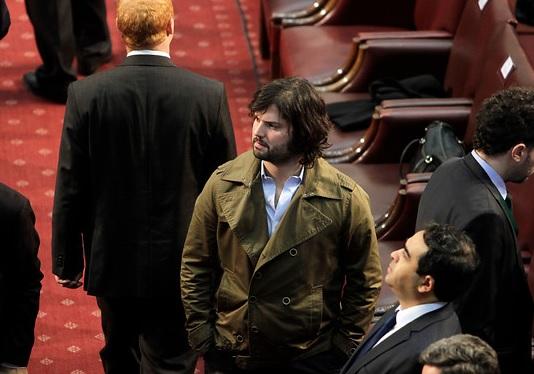 """Gabriel Boric: """"en el congreso estamos discutiendo puras huevadas"""""""