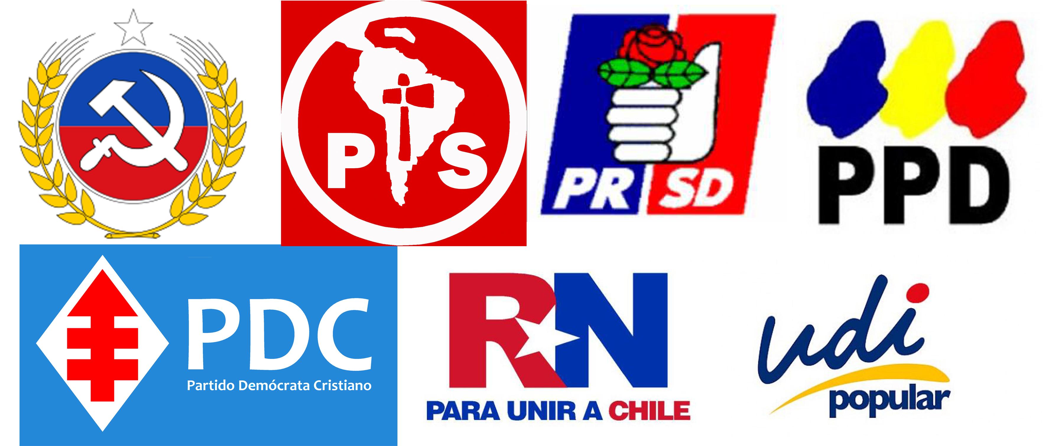 Partidos de la Nueva Mayoría y la Alianza presentan documento que busca salida a grave crisis política