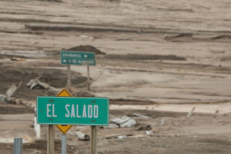 Desastre químico y sanitario en el norte de Chile [VIDEO]