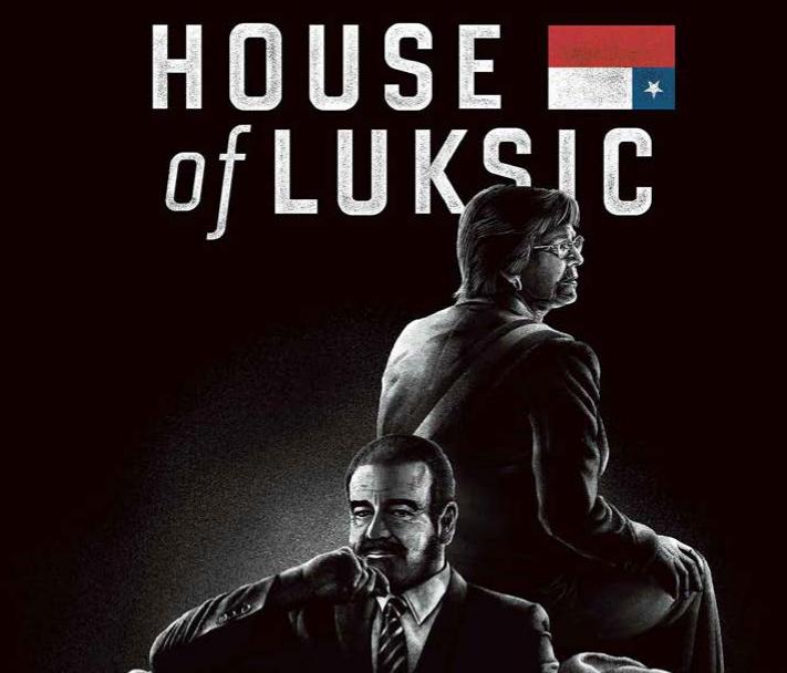 Edición N° 163: HOUSE OF LUKSIC
