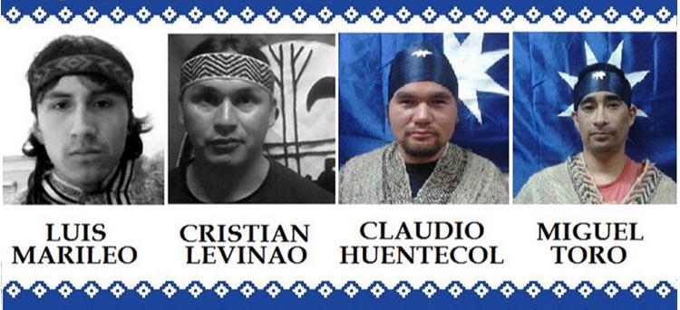 Presos políticos mapuche cumplen 15 días de huelga de hambre en la cárcel de Angol
