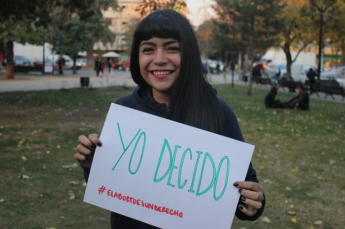 Festival Yo Decido, por los derechos sexuales y reproductivos de las mujeres