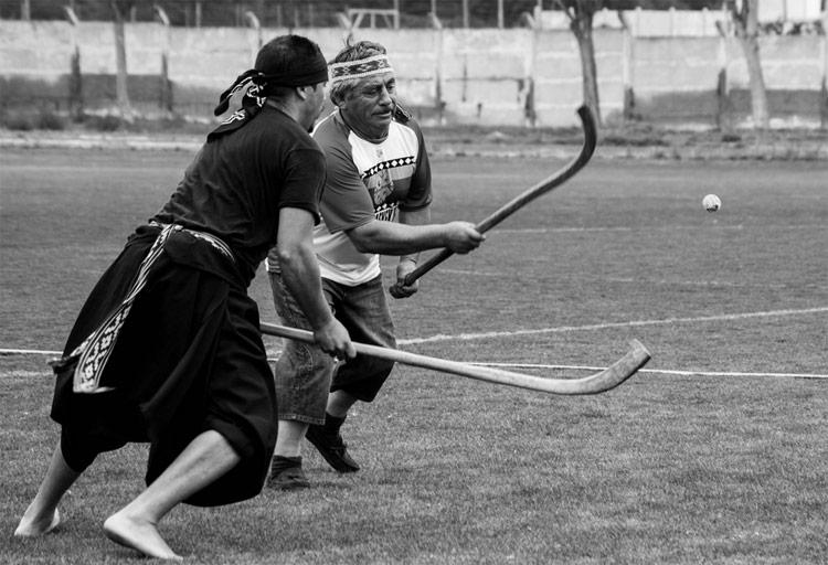 Realizarán torneo nacional de Palín, el deporte ancestral mapuche