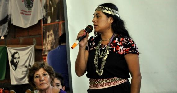 Una mano negra petróleo: causa armada a una comunidad mapuche en Argentina