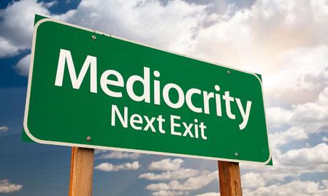 Las 10 características de las personas mediocres