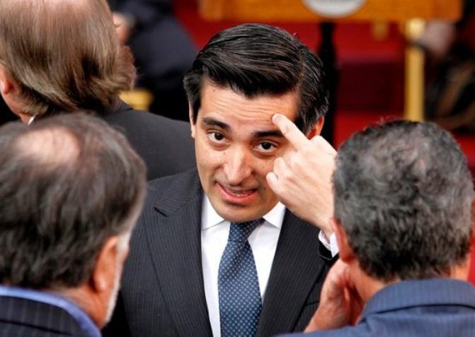 Peñailillo declaró en calidad de imputado por caso SQM