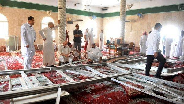 Países árabes del golfo pérsico condenan atentado en Arabia Saudita