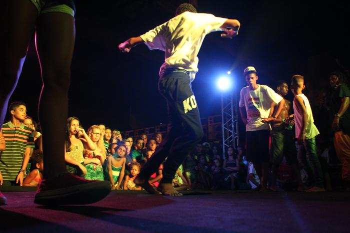 Una noche de funky en las favelas de Rio de Janeiro