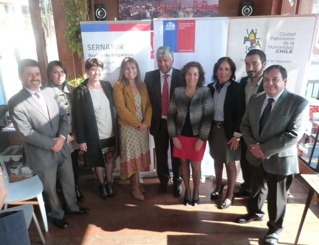 Con Acuerdo de Producción Limpia buscan consolidar a Valparaíso como destino turístico de clase mundial
