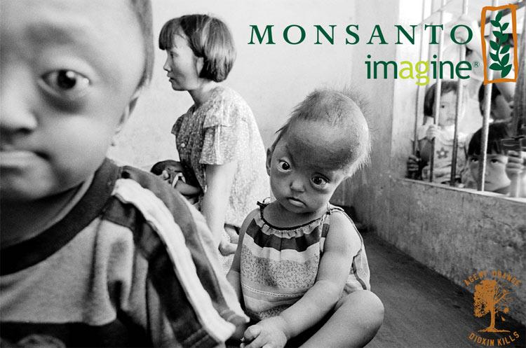 """El glifosato, """"hijo"""" del agente naranja de Monsanto"""